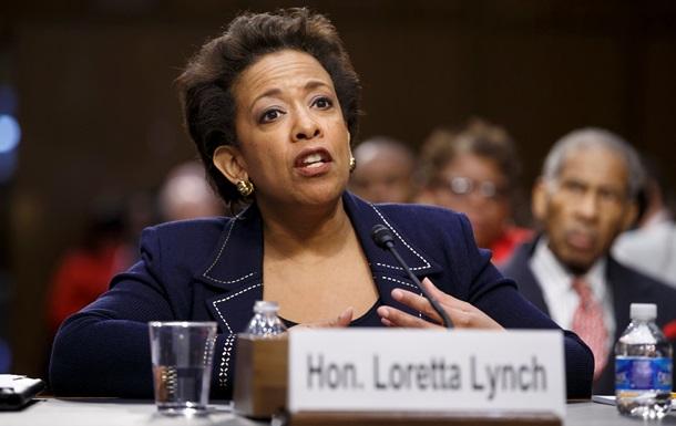 В США впервые генпрокурором стала афроамериканка