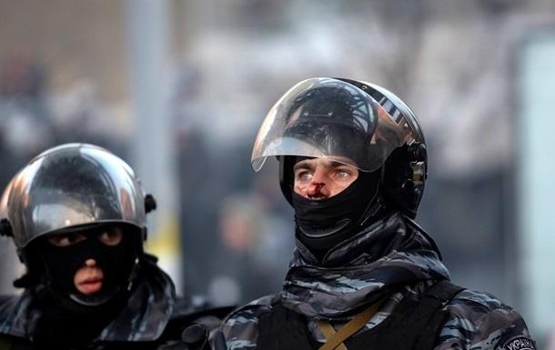 Суд арестовал троих экс-беркутовцев по делу Евромайдана