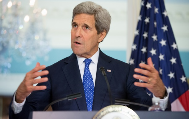 Санкції проти РФ не будуть зняті до виконання мінських угод - Керрі