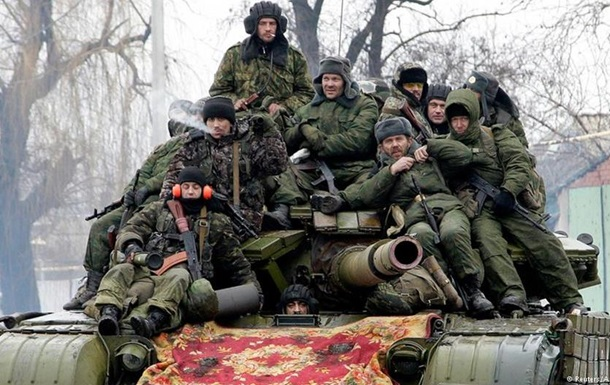 На стороне сепаратистов воюют около сотни немцев - Die Welt