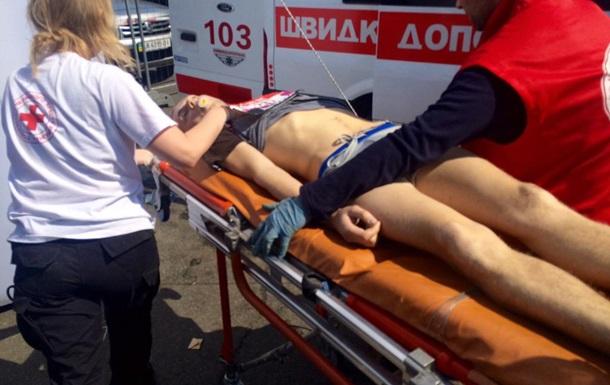 У Києві в марафонця під час пробігу зупинилося серце
