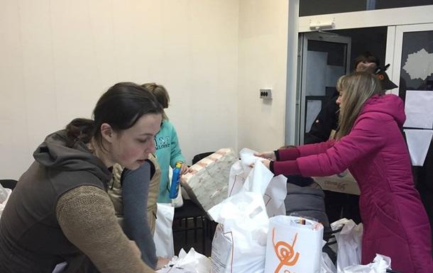 Волонтеры из  Станции Харьков  не входят в черный список МВД