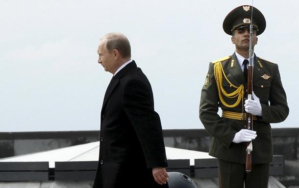 Путін про Крим: Заради своїх інтересів Росія піде до кінця
