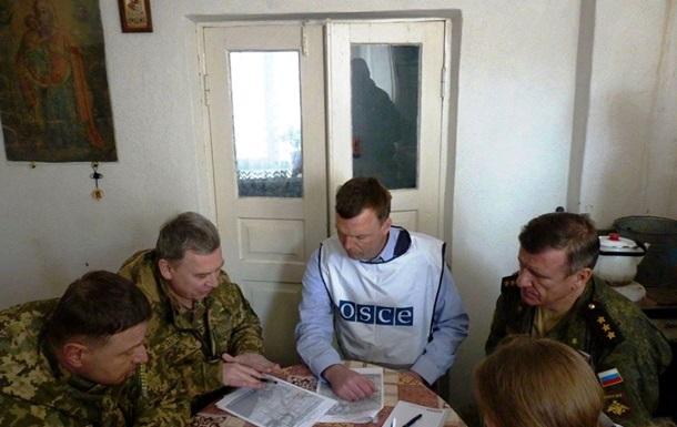 Українська сторона надала пропозиції щодо демілітаризації Широкиного