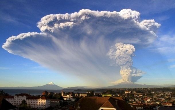 чили вулкан фото