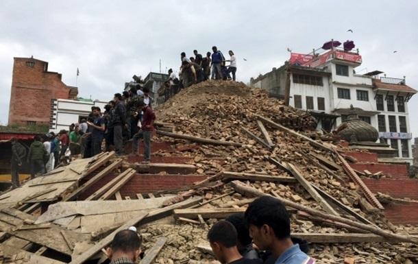 В Непал відправлять літак для евакуації українців