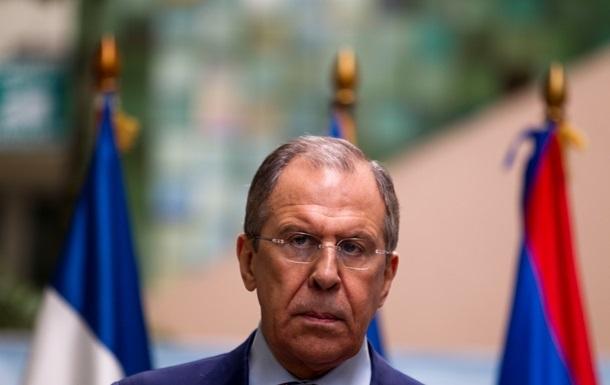 Росія привернула увагу до права народів на самовизначення - Лавров