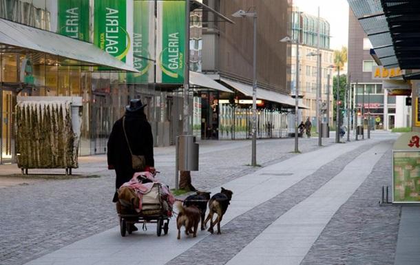 В тепле и добре. Репортаж о жизни бездомных в Германии