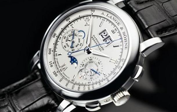 Швейцарские часы как подарок