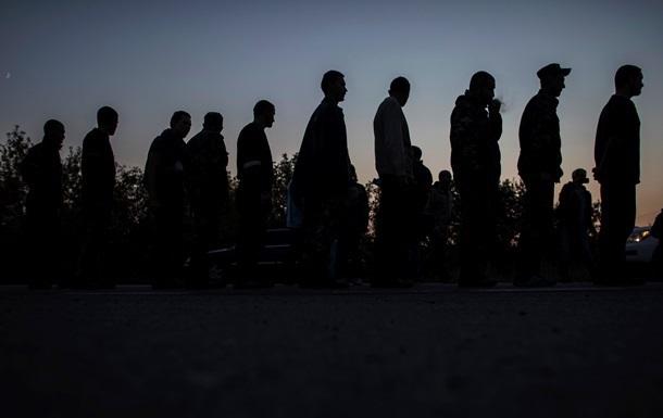На Донбассе из плена освобождены два бойца АТО
