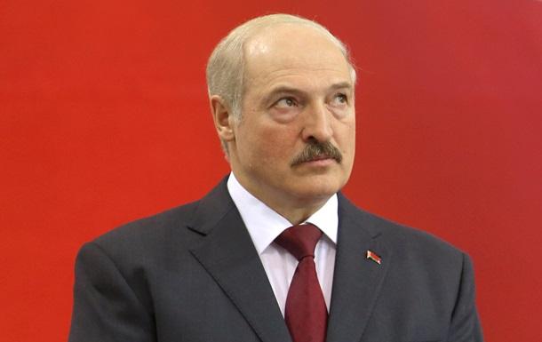 Лукашенко: Мир на Донбасі залежить від позиції США