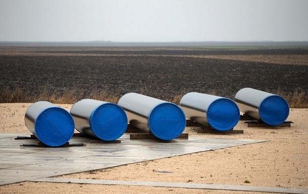 В Газпроме назвали сроки завершения строительства Турецкого потока