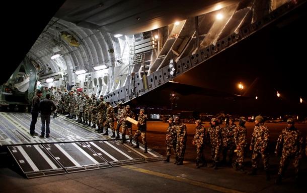В Непал вилетів Іл-76 для евакуації українців