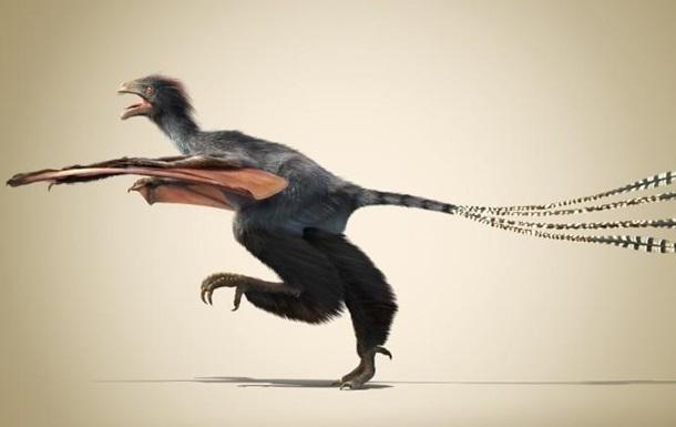 Ученые нашли странного динозавра с крыльями летучей мыши