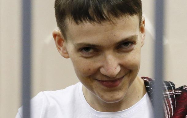 Европарламент пригрозил России санкциями за Савченко