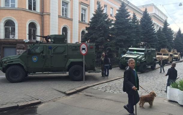 Напряженный Первомай: в Одессу стягивают Альфу и военную технику