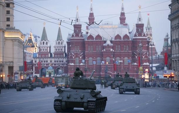 У Росії парад Перемоги проведуть  з великим розмахом