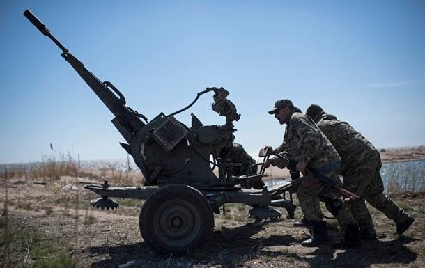 Москаль сообщил о бое в Крымском на Луганщине
