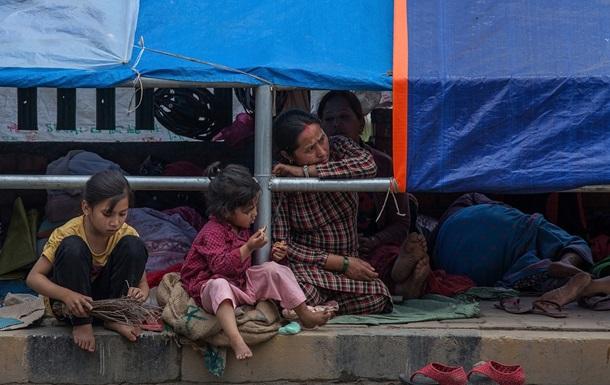 Власти Непала затрудняют поступление гумпомощи пострадавшим – ООН