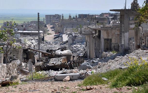 На севере Сирии боевики обстреляли город Алеппо
