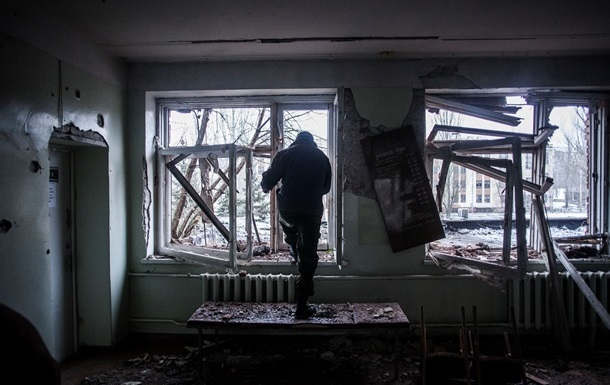 В Донецке снова слышны мощные взрывы - соцсети