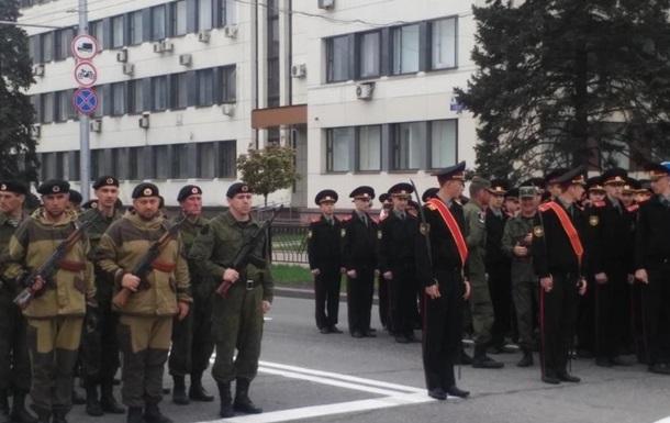 Захарченко: Парад 9 мая в Донецке пройдет даже при обстрелах