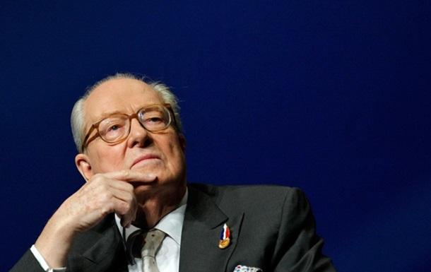 Французский Национальный фронт приостановил членство Жан-Мари Ле Пена