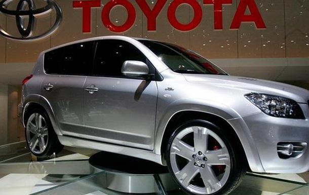 Toyota борется с сокращением своей доли на немецком рынке