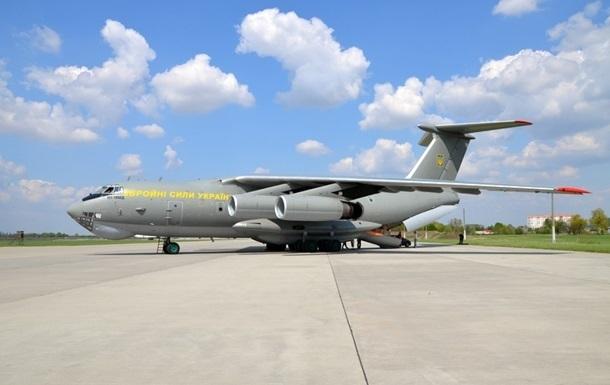 Украинский борт сядет в Непале через час