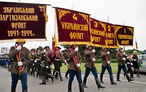 Вклад Украинского народа в Великой Отечественной войне