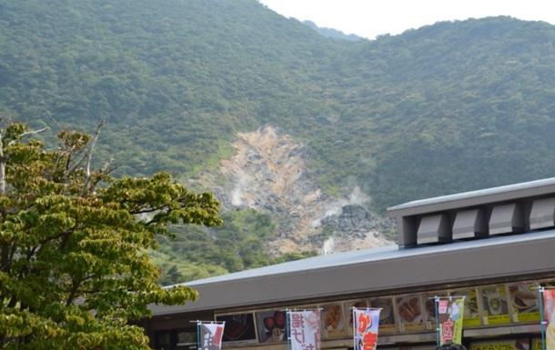 У Японії евакуюють людей через небезпеку виверження вулкана