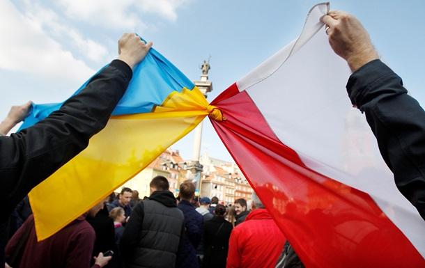 Коморовский: Украина очень напоминает Польшу 20-30 лет назад