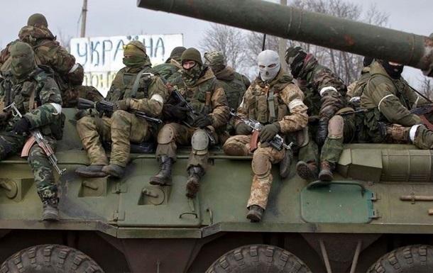 Порошенко: На Донбассе находится свыше 40 тысяч боевиков