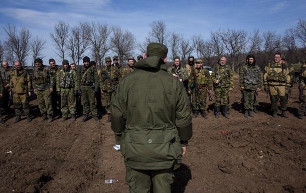 Пентагон: Сепаратисты готовят наступление на востоке Украины