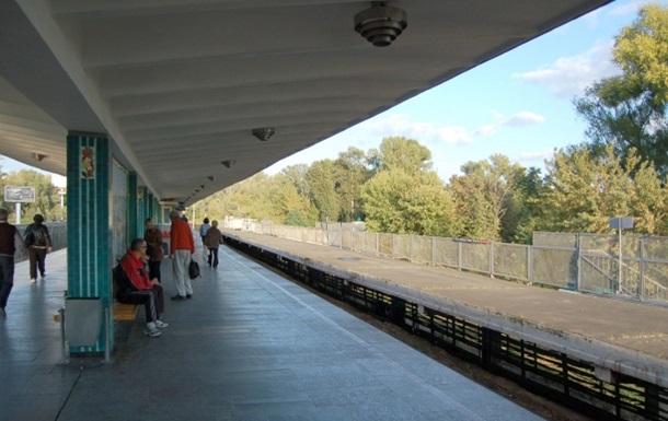 На станции метро в Киеве умер пассажир