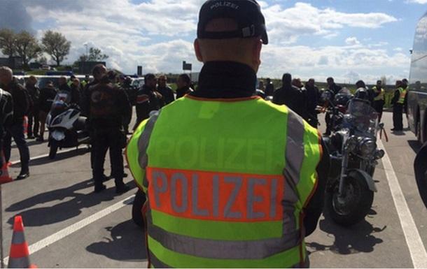 Поліція перегородила шлях  Нічним вовкам  у Німеччині