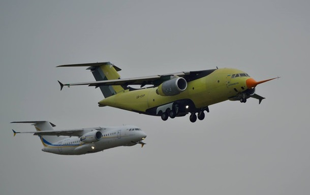 Україна може заробити на нових літаках Ан-178 мільярди - конструктор
