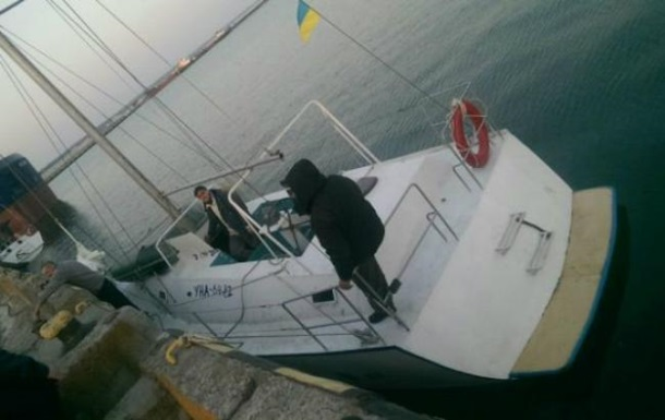 В Херсонской области нелегалы пытались на катере доплыть в Евросоюз