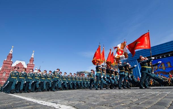 Парад Победы 9 мая: смотреть видео