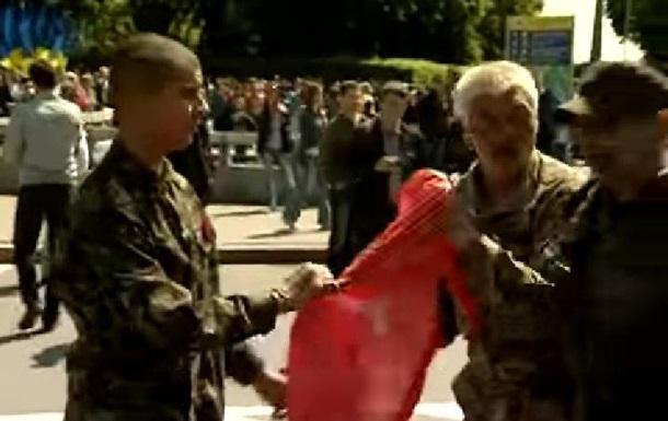 Медведчук заявив про напад на його прихильників у Києві