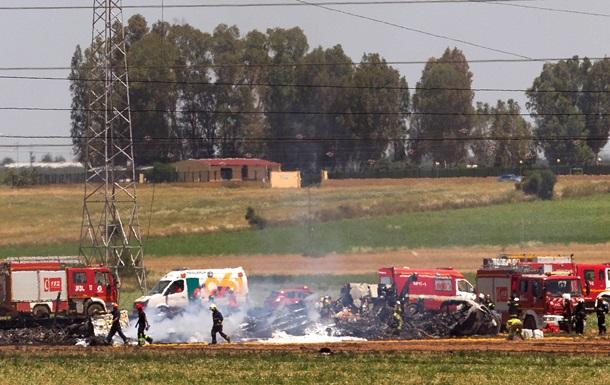 Из-за авиакатастрофы в Испании ФРГ и Британия прекращают испытания Airbus