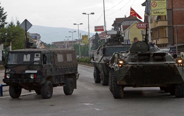 У Македонії сталася перестрілка поліції з терористами, є загиблі