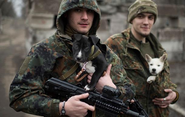 Украинские солдаты записали поздравления своим матерям. Видео