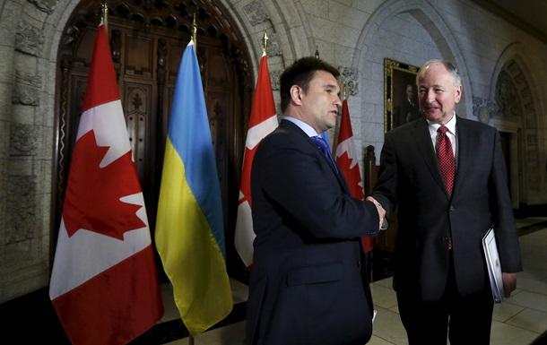 Министр иностранных дел Канады завтра посетит Украину