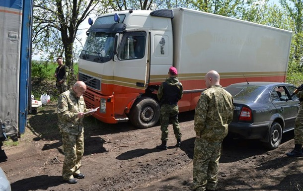 Москаль не пропустил в  ЛНР  два грузовика с пивом