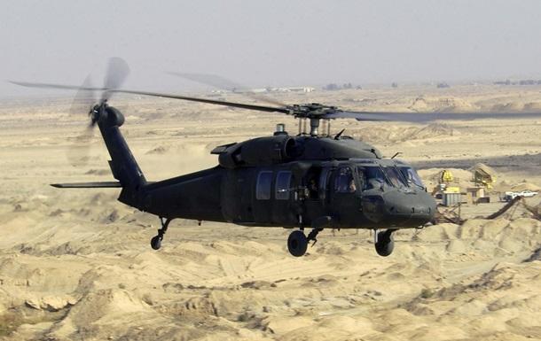 В Колумбии разбился вертолет, погибли четверо военных