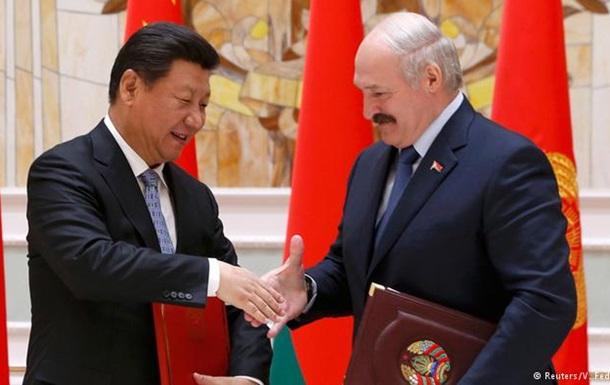 Китай выделит Беларуси кредиты более чем на семь млрд долларов