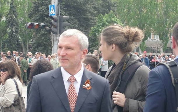 В Донецке на праздновании референдума заметили депутата Госдумы