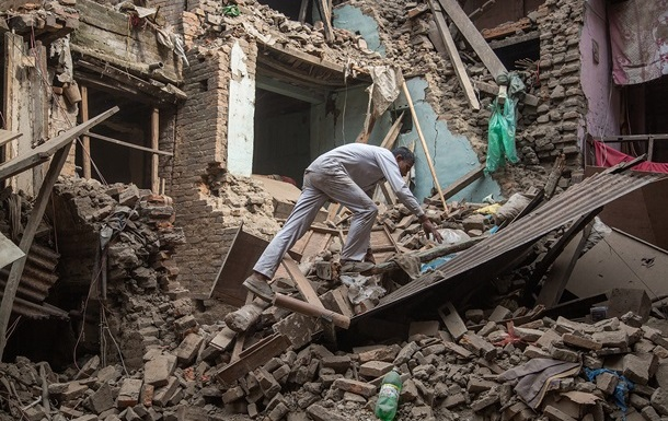 В Непале произошло еще одно сильное землетрясение