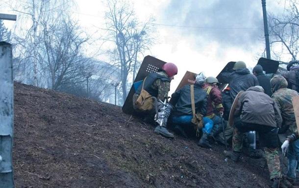 Обнародованы ранее неизвестные фото убийств на Майдане. 18+